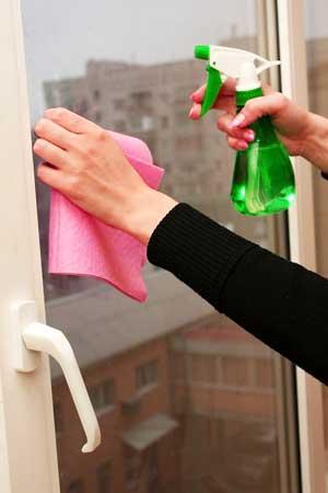 Как помыть пластиковые панели в домашних условиях